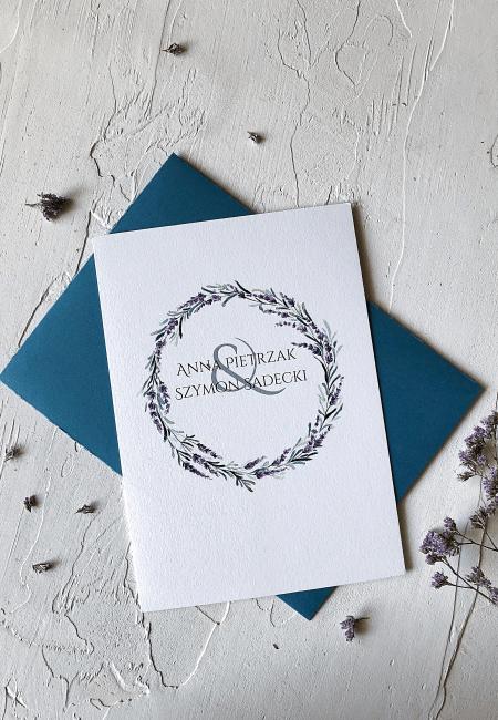 Zaproszenie_ślubne_lawenda_ Design Your Wedding_ v1