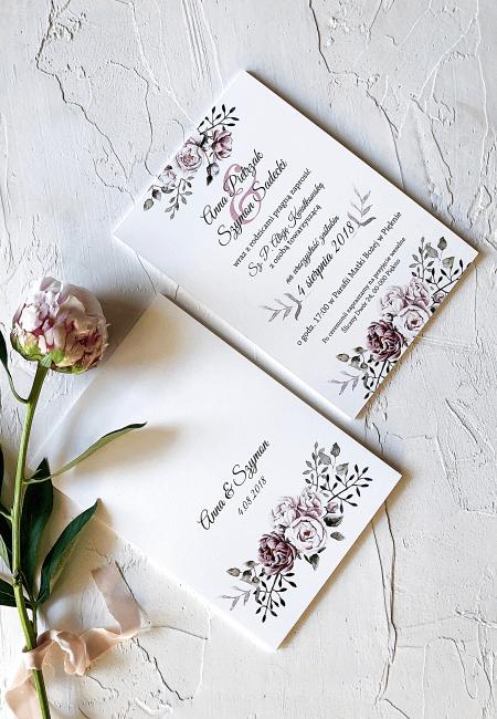 Zaproszenie_ślubne_piwonia_ Design Your Wedding_ v2