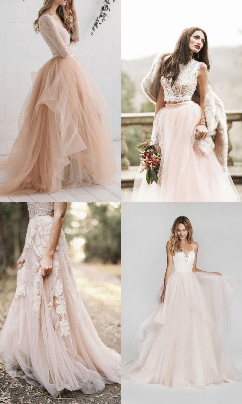 e81f79932d TIULOWA SUKNIA ŚLUBNA - Design Your Wedding