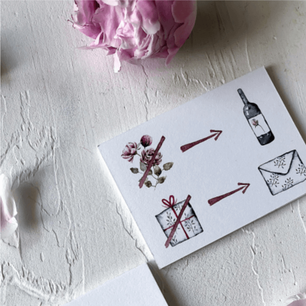 rebus piwonia design your wedding