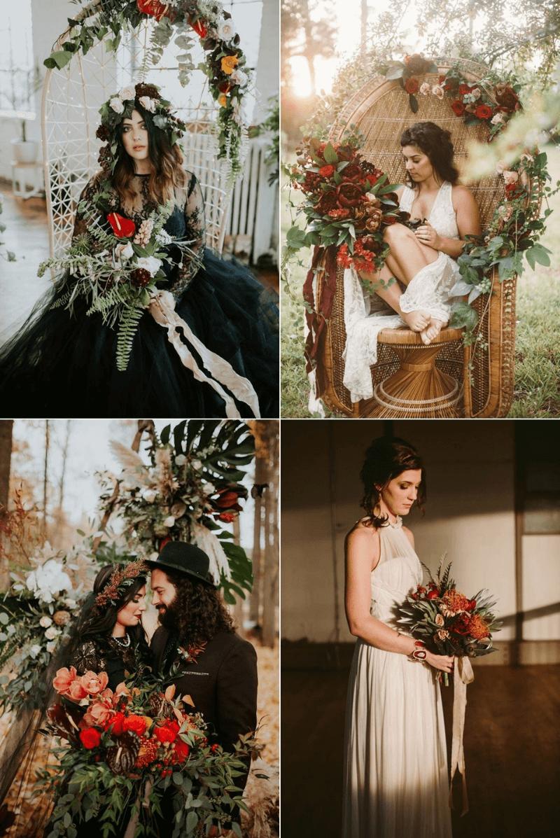 Bukiet ślubny - trendy 2018_ Design Your Wedding_ v9