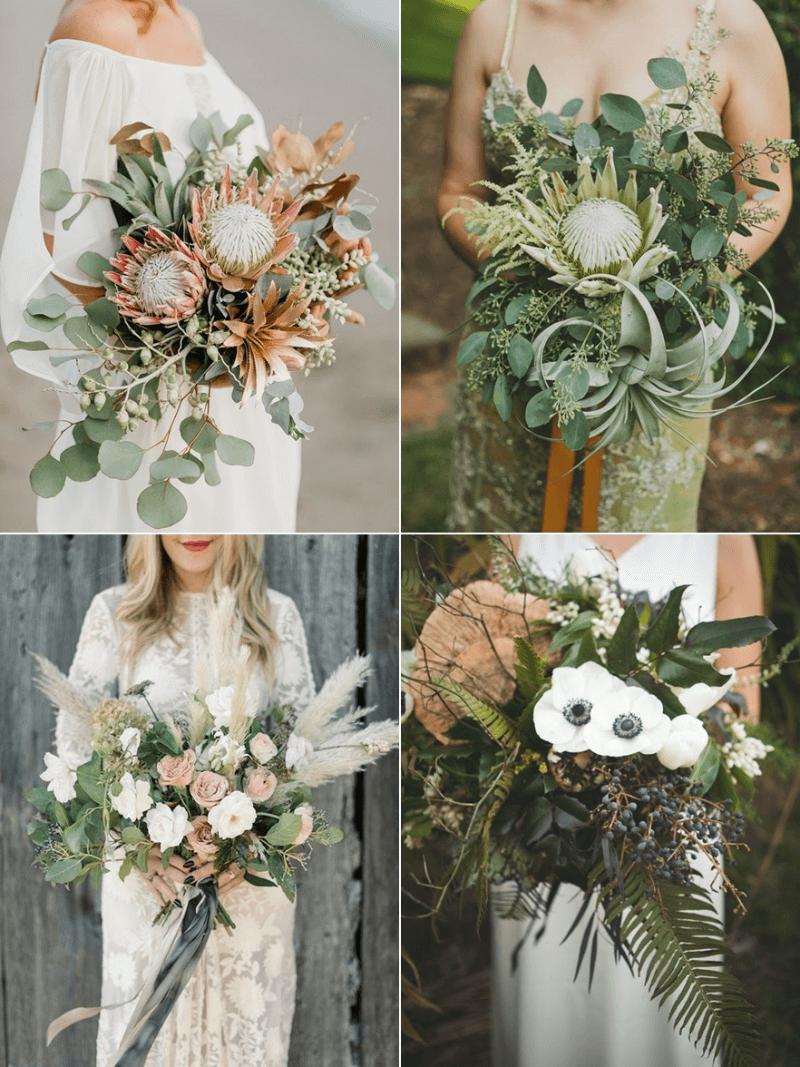 Bukiet ślubny - trendy 2018_ Design Your Wedding_ v5