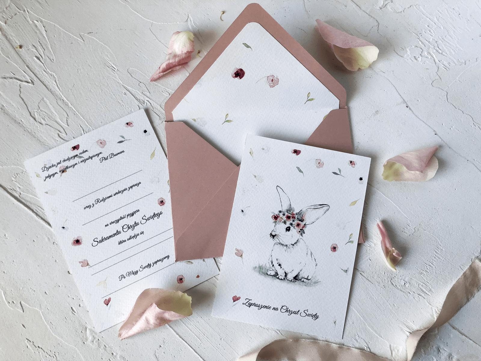 Zaproszenia Na Chrzest święty I Design Your Wedding