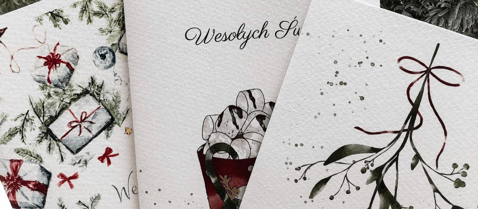 kartki swiateczne design yourwedding