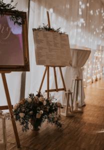 Plan sali Design Your Wedding