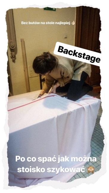 Alternatywne targi ślubne WROCŁAW Design Your Wedding backstage