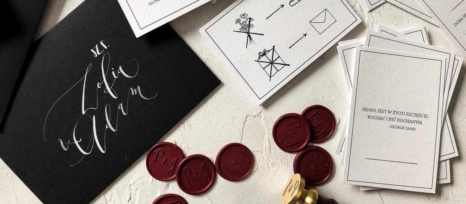 jak powstaja zaproszenia slubne _ design your wedding
