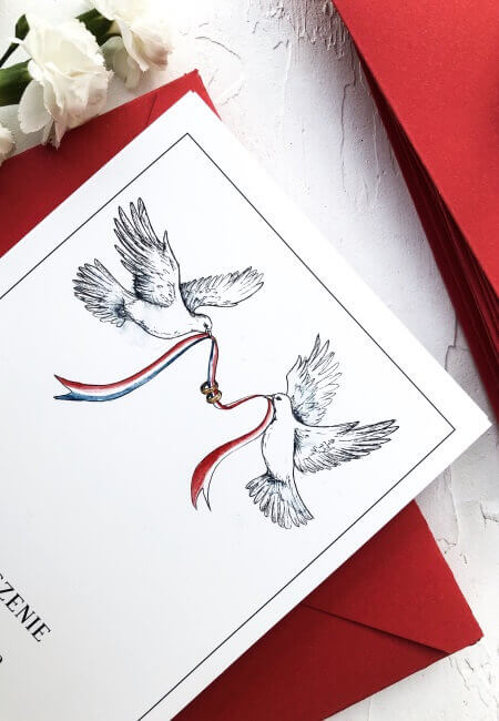 golabki _ zaproszenie _ design your wedding