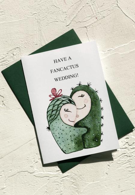 Kaktus _ kartka z życzeniami na ślub Design Your Wedding.JPG