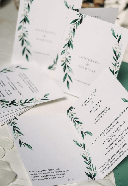 Greenery _ Design Your Wedding