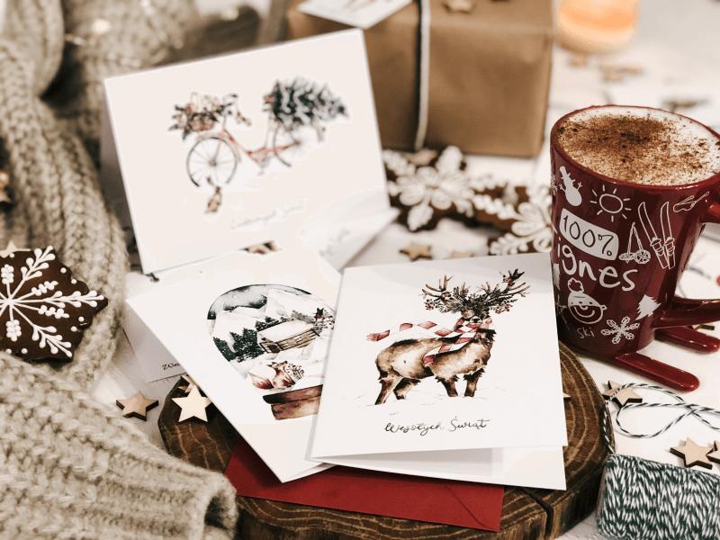 kartki świąteczne od design your wedding _