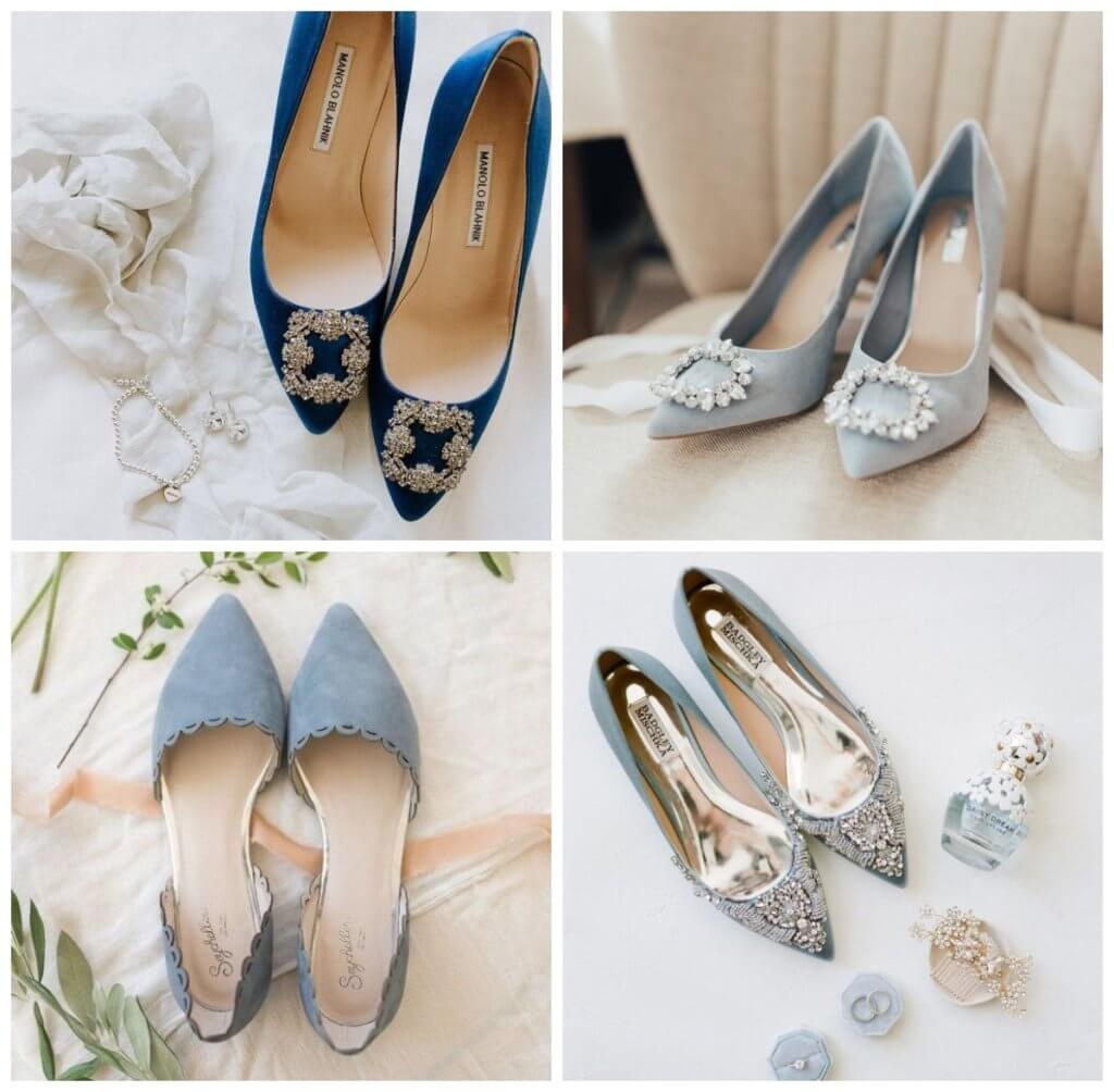 Kolor Roku 2020 - Classic Blue Design Your Wedding
