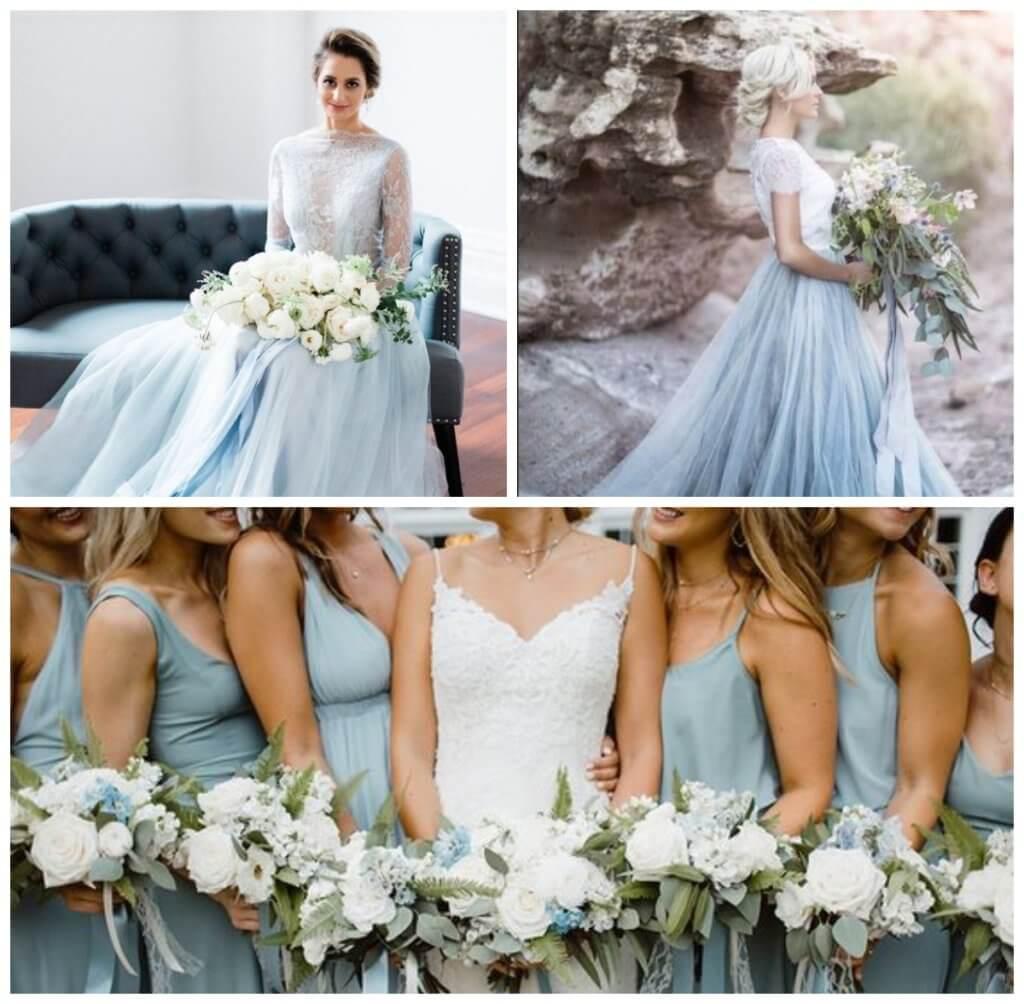 Kolor Roku 2020 - Classic Blue Design Your Wedding