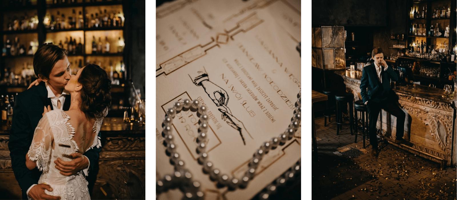 realizacje stylizowana sesja ślubna