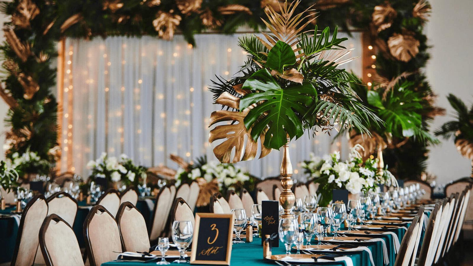 ślubne dekoracje natalia czop inlove / Design Your Wedding