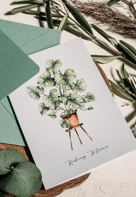 kartka na dzień mamy design your wedding