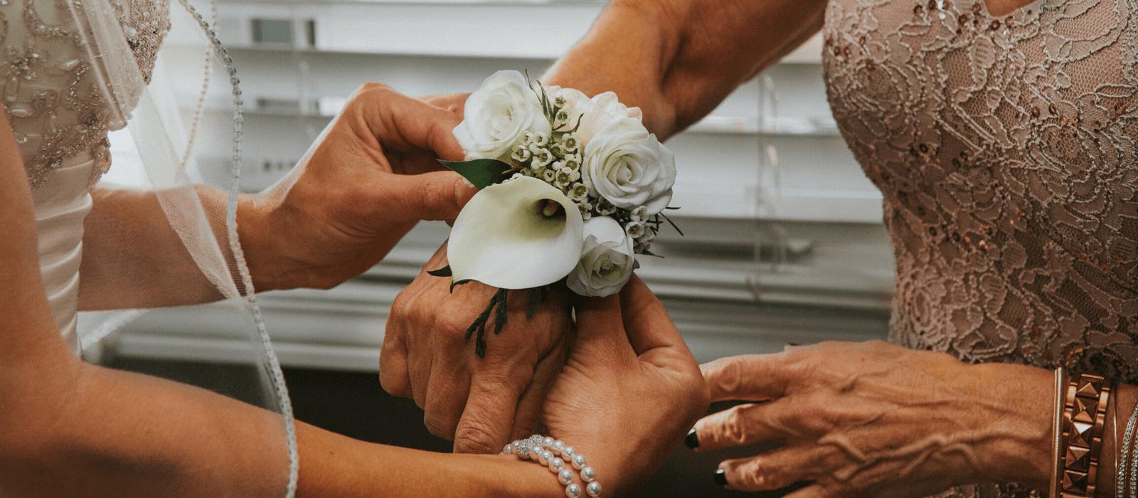 Rola mamy w dniu ślubu. Lista zadań to do