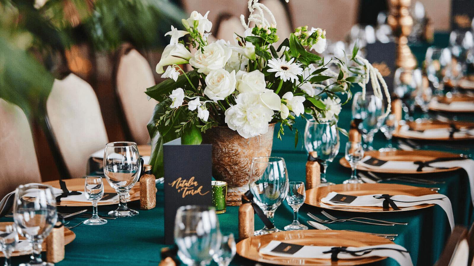dekoracje Natlia Czop inLove / Design Your Wedding