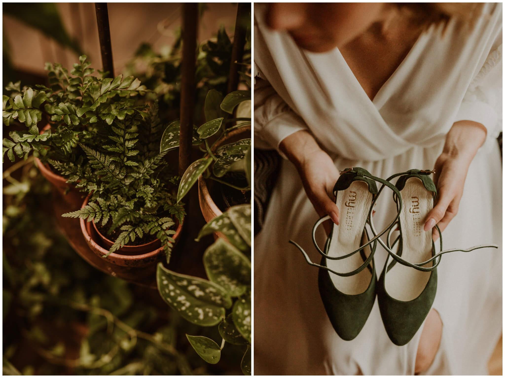 sesja stylizowana crazy plant wedding design your wedding