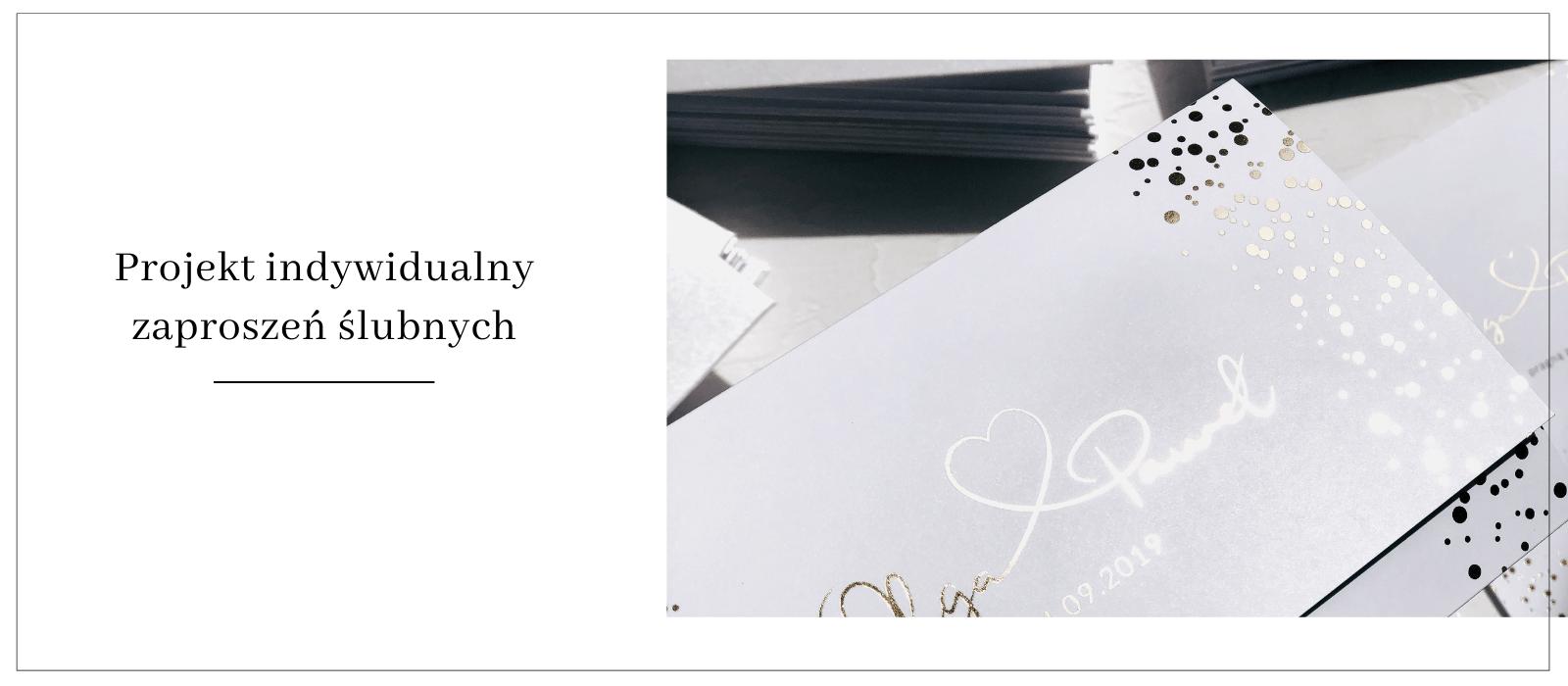 Projekt indywidualny zaproszeń ślubnych FAQ / Design Your Wedding