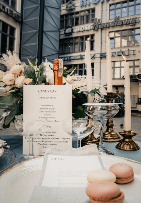 Kawowy Minimalizm _ Design Your Wedding