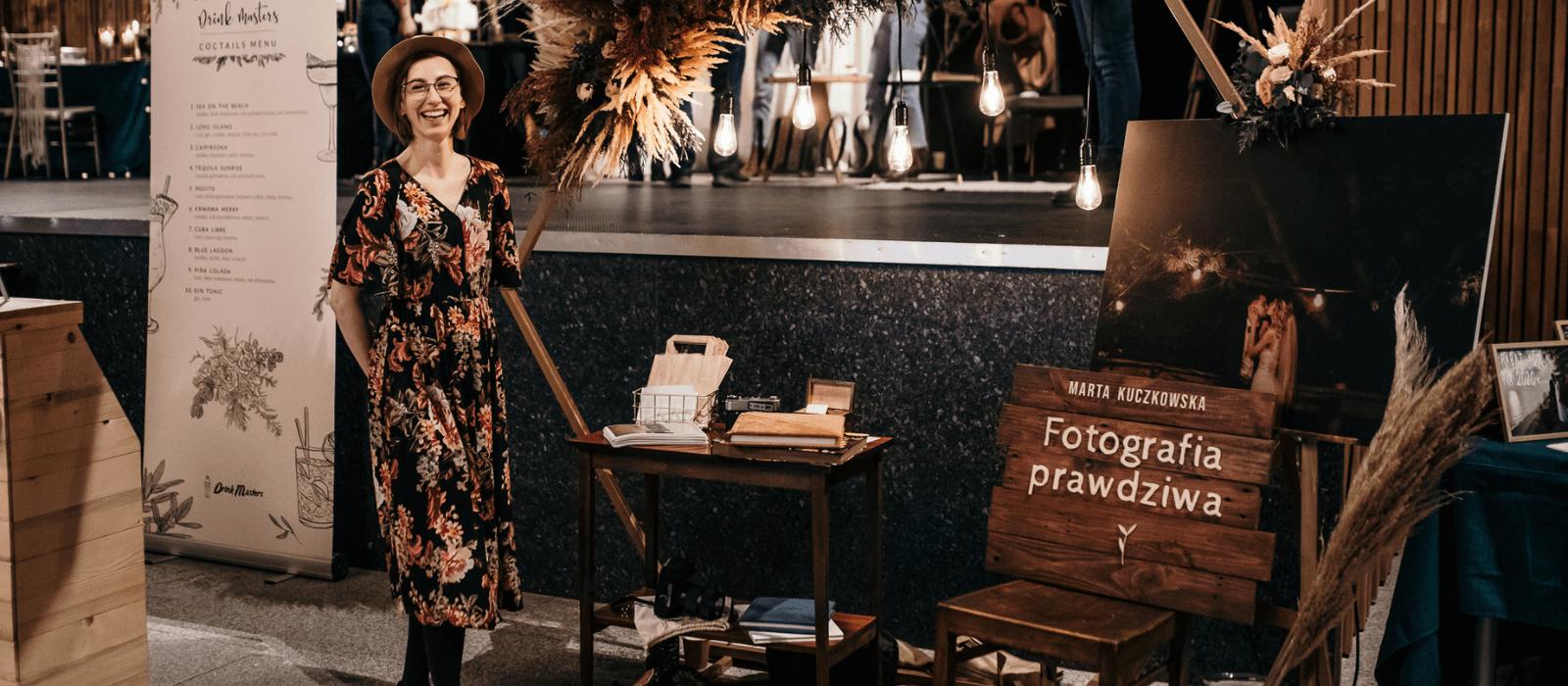 Fotograf ślubny - rozmowa z Martą Kuczkowską / Design Your Wedding