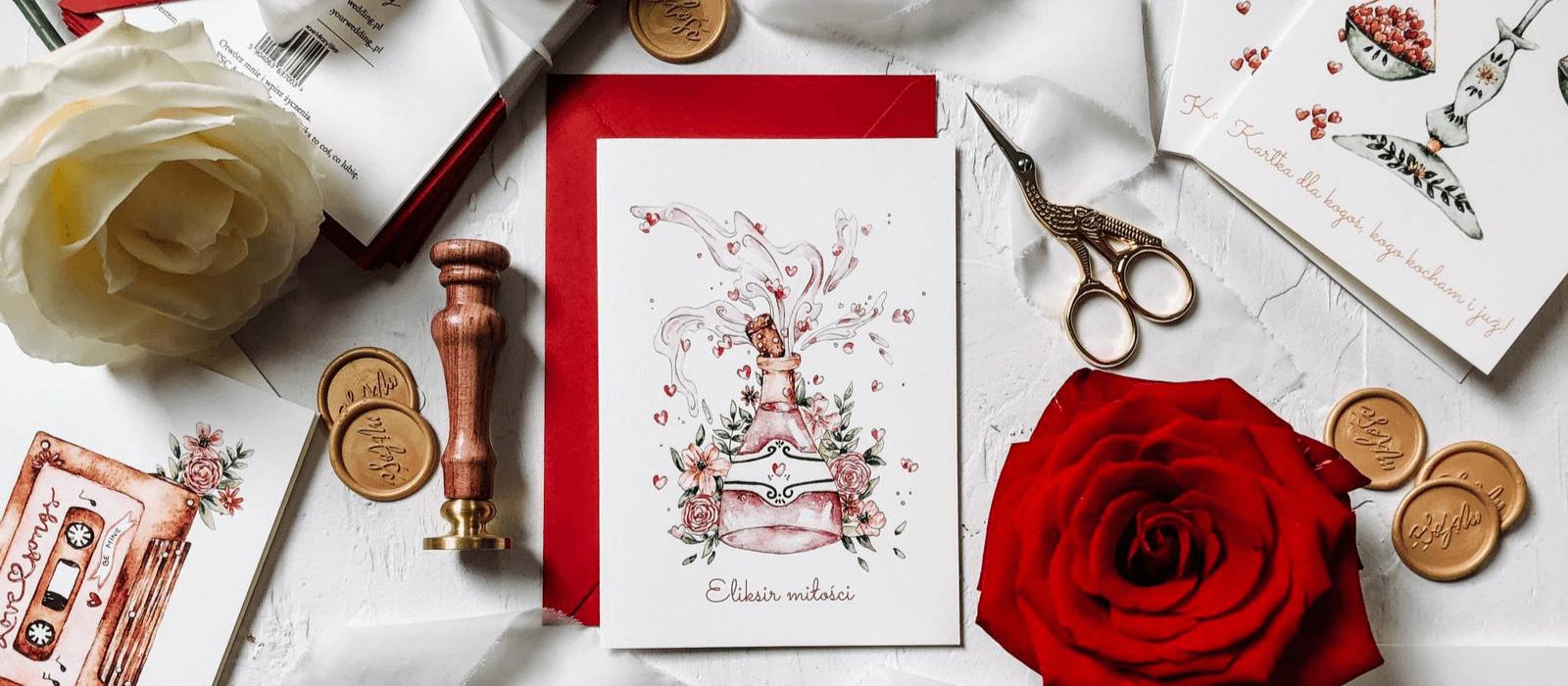 Kartki na walentynki _ Design Your Wedding