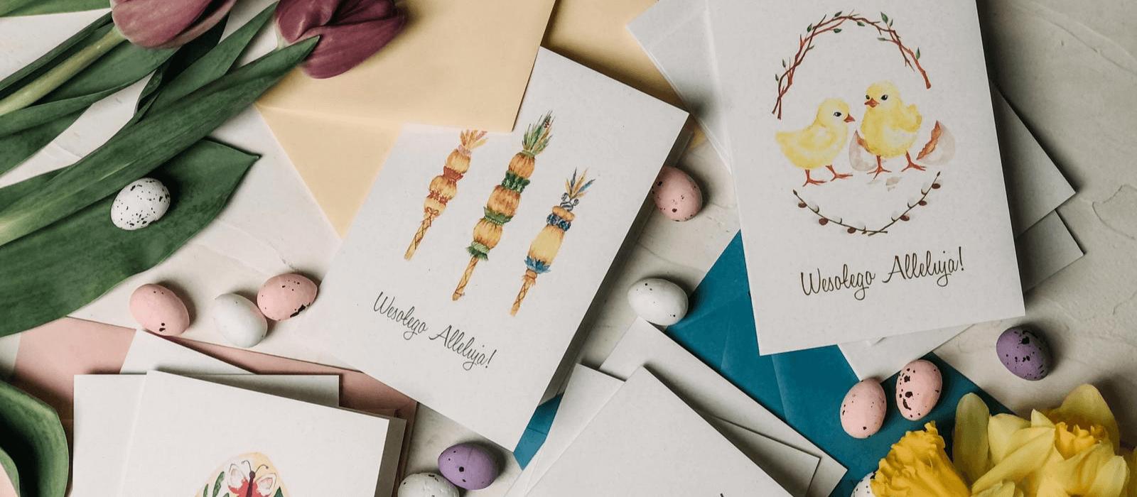 Kartki na Wielkanoc 2021 _ Design Your Wedding