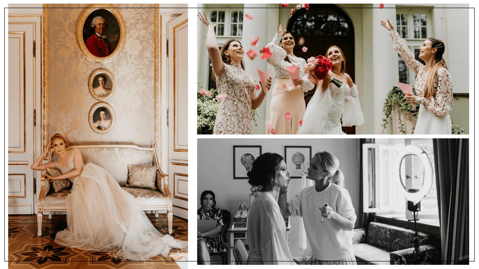 makijażystka ślubna Kamila Sałajczyk Design Your Wedding