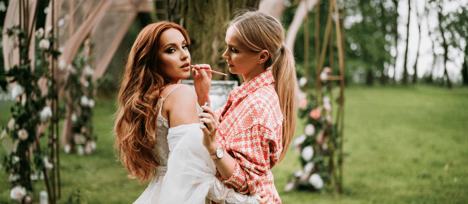 Makijaż ślubny - rozmową z Kamilą Sałajczyk / Design Your Wedding